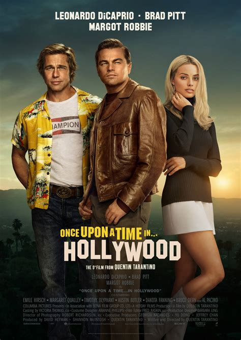 Once Upon a Time… in Hollywood | Pirvox