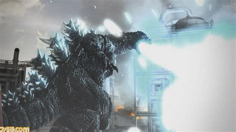 Godzilla For Playstation 3 Announced, Coming in Winter