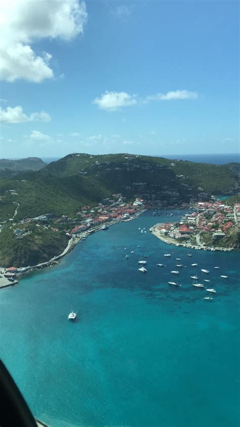 Review of St Barth Commuter flight from Grand Case to