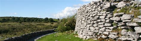 Ring Forts | Caherconnell Stone Fort | Irish Ring Forts