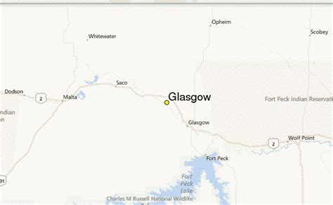 Glasgow Weather Station Record - Historical weather for