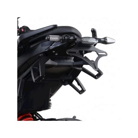Support de plaque R&G Racing BMW F900R F900XR support