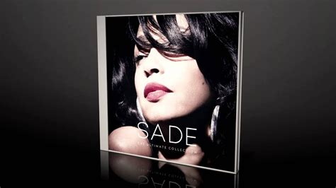SADE - The Ultimate Collection - YouTube