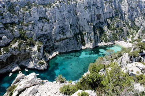 The sheer beauty of the French 'calanques' - the