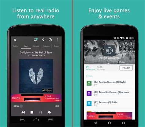 The Best Free Music Streaming app for Android