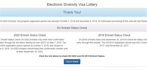 EDV 2021 US Visa Lottery is Free Apply Now in EDV Form 2021