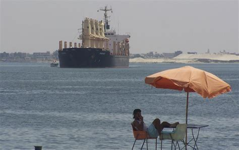 Suez Canal Attacks: Will Security Threats Make The Panama