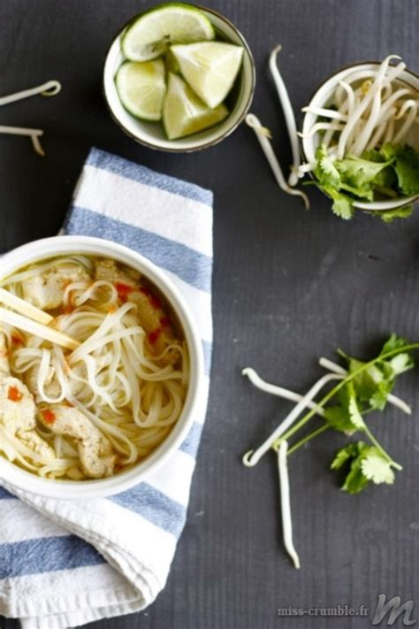 Soupe Pho - Miss Crumble