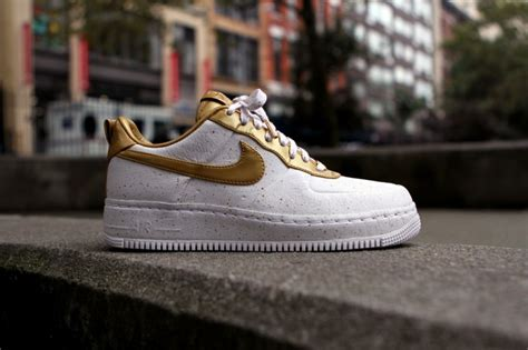 """Nike Air Force 1 Supreme XXX """"Gold Medal"""" 