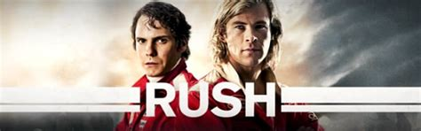 Rush available to pre-order on iTunes // Big screen F1