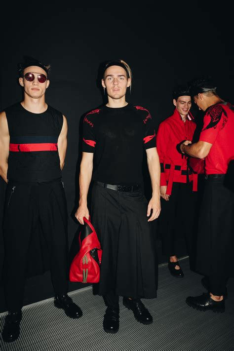 Emporio Armani looks east, and to the top of the charts