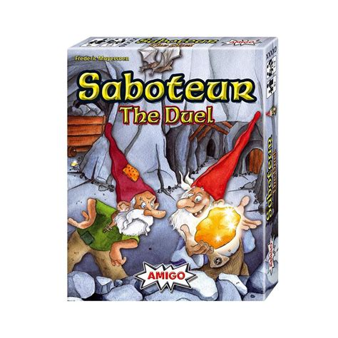 Saboteur Duel Card Game   Quality fun toys and educational
