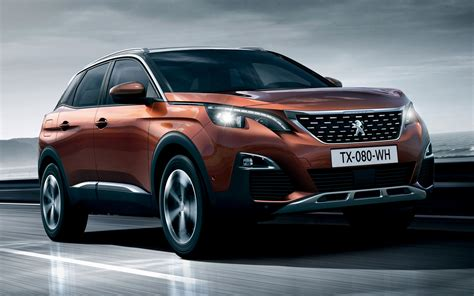 2016 Peugeot 3008 - Wallpapers and HD Images | Car Pixel