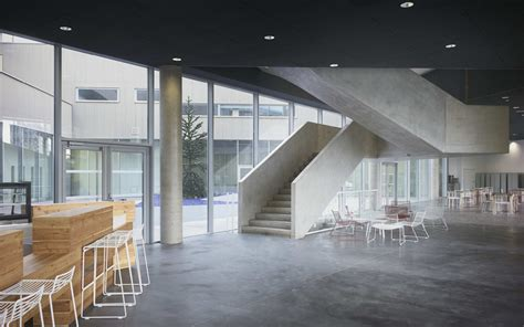 JDS architects completes euralille youth centre in france