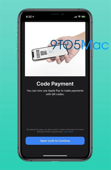iOS 14 Beta Code Points To Support For QR Code Payments In