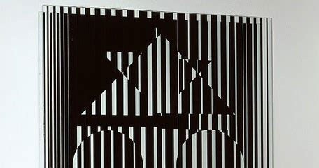 Beaubourg 2013: Victor Vasarely Bi – forme 1906 – 1977