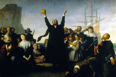 Thanksgiving and Puritan Geopolitics in the Americas
