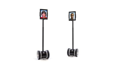 Desire This   Double Robotics Gives Your iPad Wheels