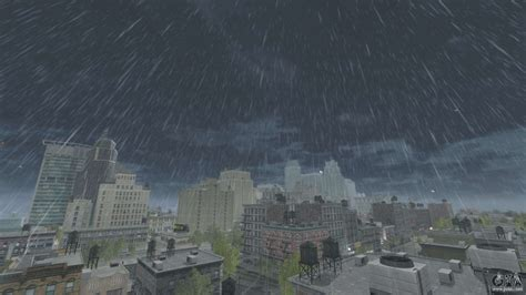 Weather In Greece for GTA 4