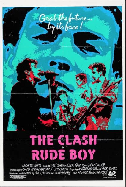 Rude Boy   One Sheet   Movie Posters   Limited Runs