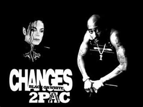 CHANGES Remix by 2PAC ft MICHAEL JACKSON - YouTube